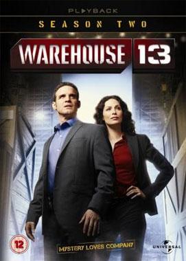 Warehouse 13, la saison 2 de 2010 de la série télévisée de 2009
