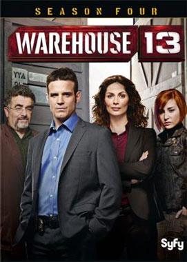Warehouse 13, la saison 4 de 2012 de la série télévisée de 2009