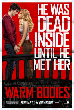 Warm Bodies - Renaissance, le film de 2013