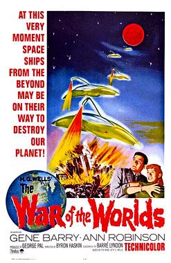 La guerre des mondes, le film de 1953