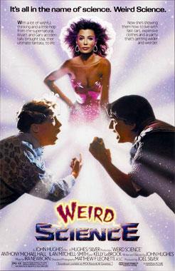 Une créature de rêve, le film de 1985