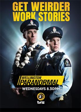 Wellington Paranormal, la série télévisée de 2018