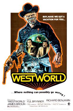 Mondwest (1973) poster
