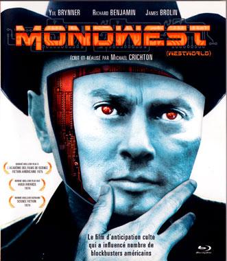 Mondwest (1973) le blu-ray français de 2012