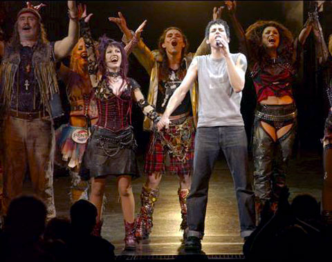We Will Rock You, la comédie musicale de 2002