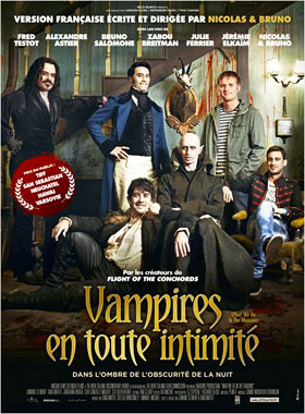 Vampires en toute intimité, le film de 2014