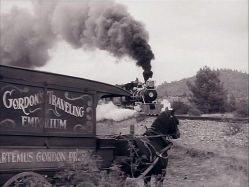 Les mystères de l'Ouest (1965) saison 1 épisode 1 photo