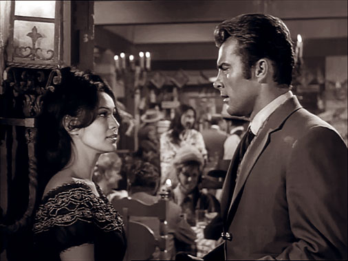 Les mystères de l'Ouest: La nuit du lit qui tue (1965)