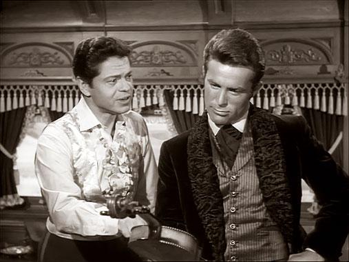 Les mystères de l'Ouest S01E05: La nuit du tueur désinvolte (1965