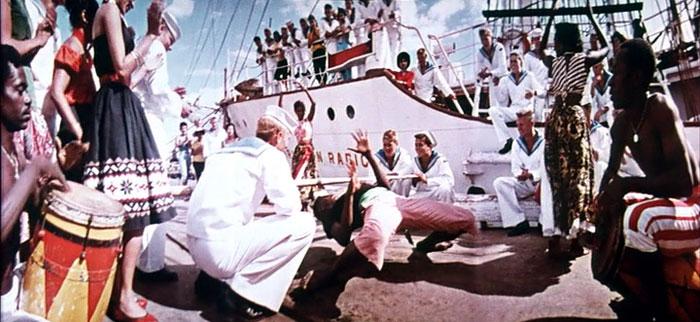 Wind-Jammer - la grande rencontre, le film de 1958