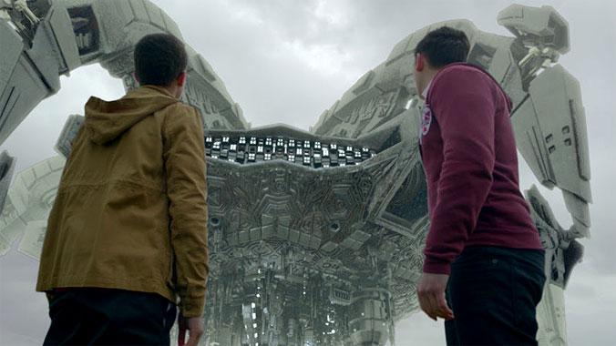 Sorciers vs Aliens S01E01: L'arrivée des Nekross (2012)