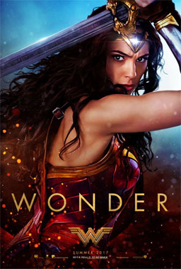 Wonder Woman, le film de 2017