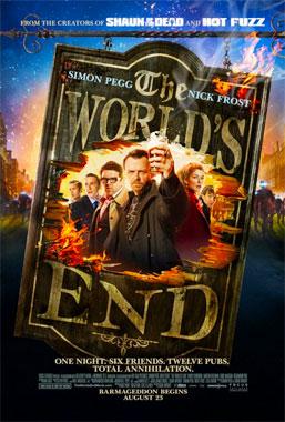 Le dernier pub avant la fin du monde, le film de 2013