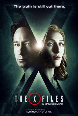 Aux frontières du réel / X-Files, la saison 10 de 2016 de la série télévisée de 1993