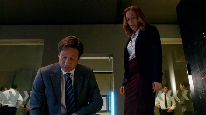X-Files S10E02: La mutation du commanditaire (2016)