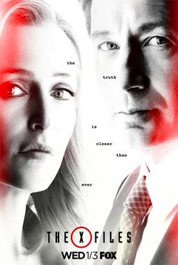 Aux frontières du réel / The X-files, la saison 11 de 2018 de la série télévisée de 1993