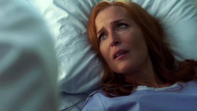 The X-Files S11E01: Mon combat - troisième partie (2018)