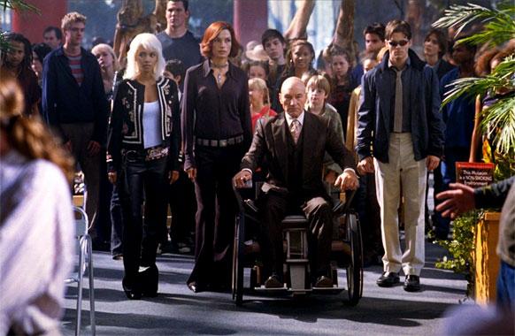 X-Men 2, le film de 2003