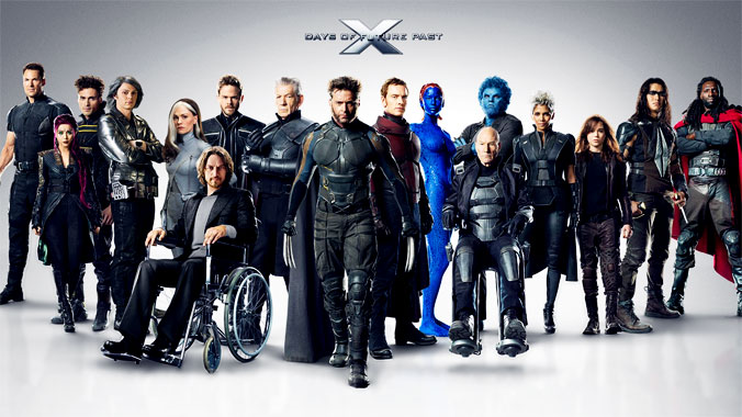 X-Men: Days Of The Future Past, le film de 2014
