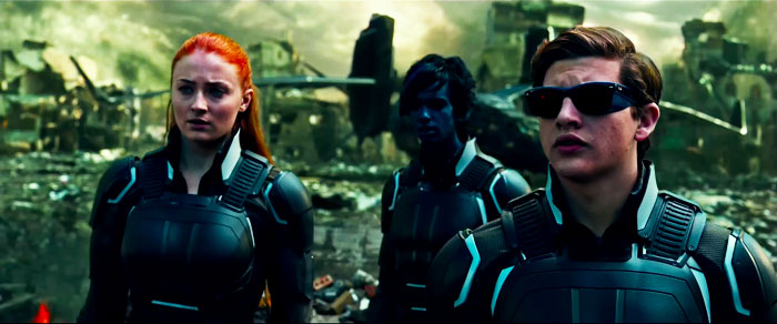 X-Men: Apocalypse, le film de 2016