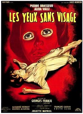 Les yeux sans visage, le film de 1960