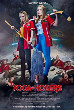 Yoga Hosers, le film de 2016
