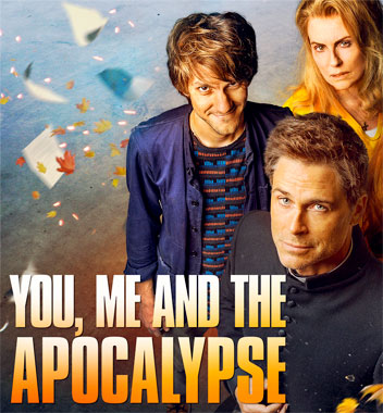 You, Me And The Apocalypse, la série télévisée de 2015