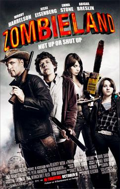 Bienvenue à Zombieland, le film de 2009